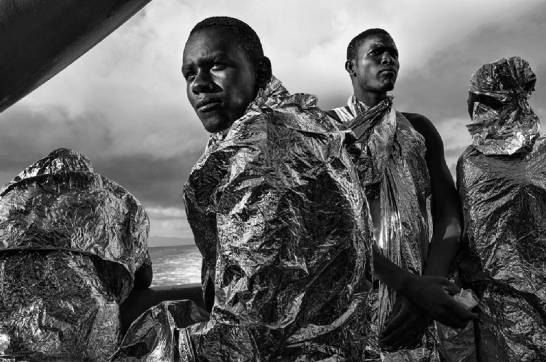 In the same boat. A Bastia une exposition qui raconte la vie des migrants