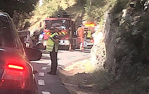 Accidents en série sur les routes de Haute-Corse