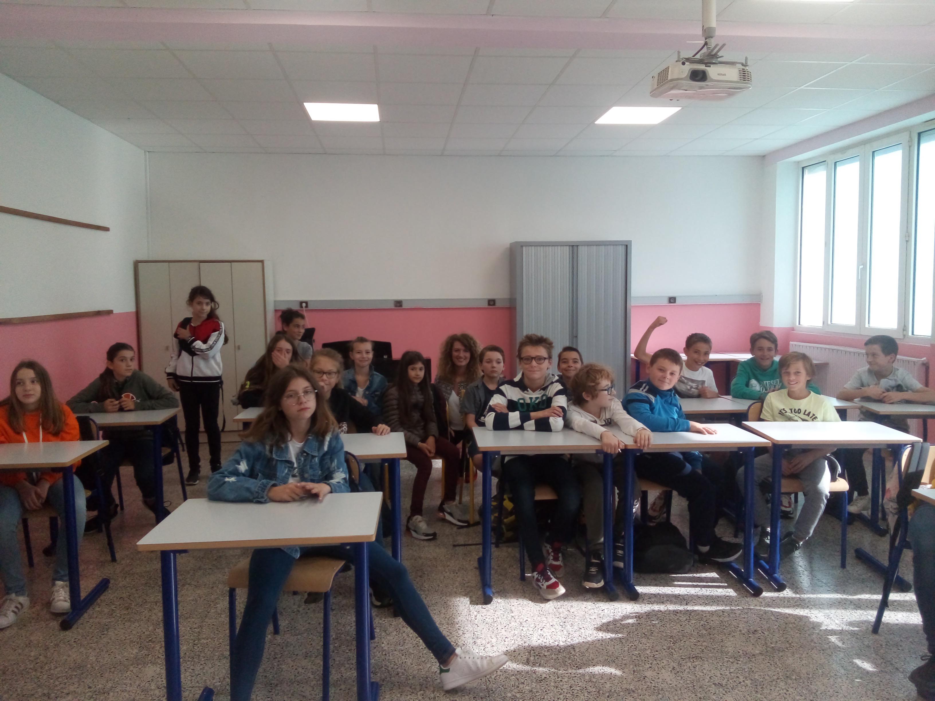 Journée des droits au collège de Levie : Inégalités hommes femmes, des clichés encore tenaces