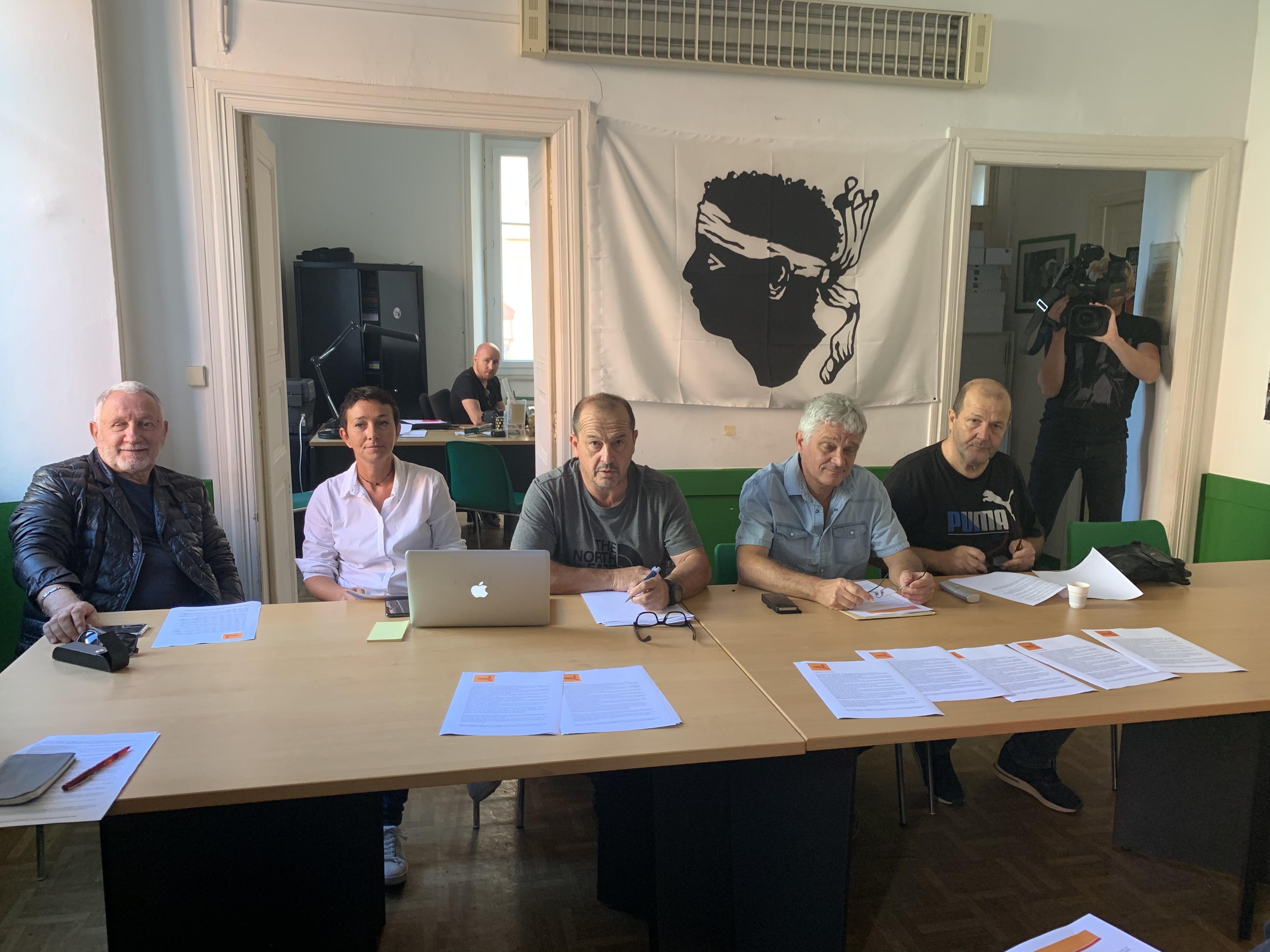 Corsica Libera appelle les nationalistes à l'union pour les municipales