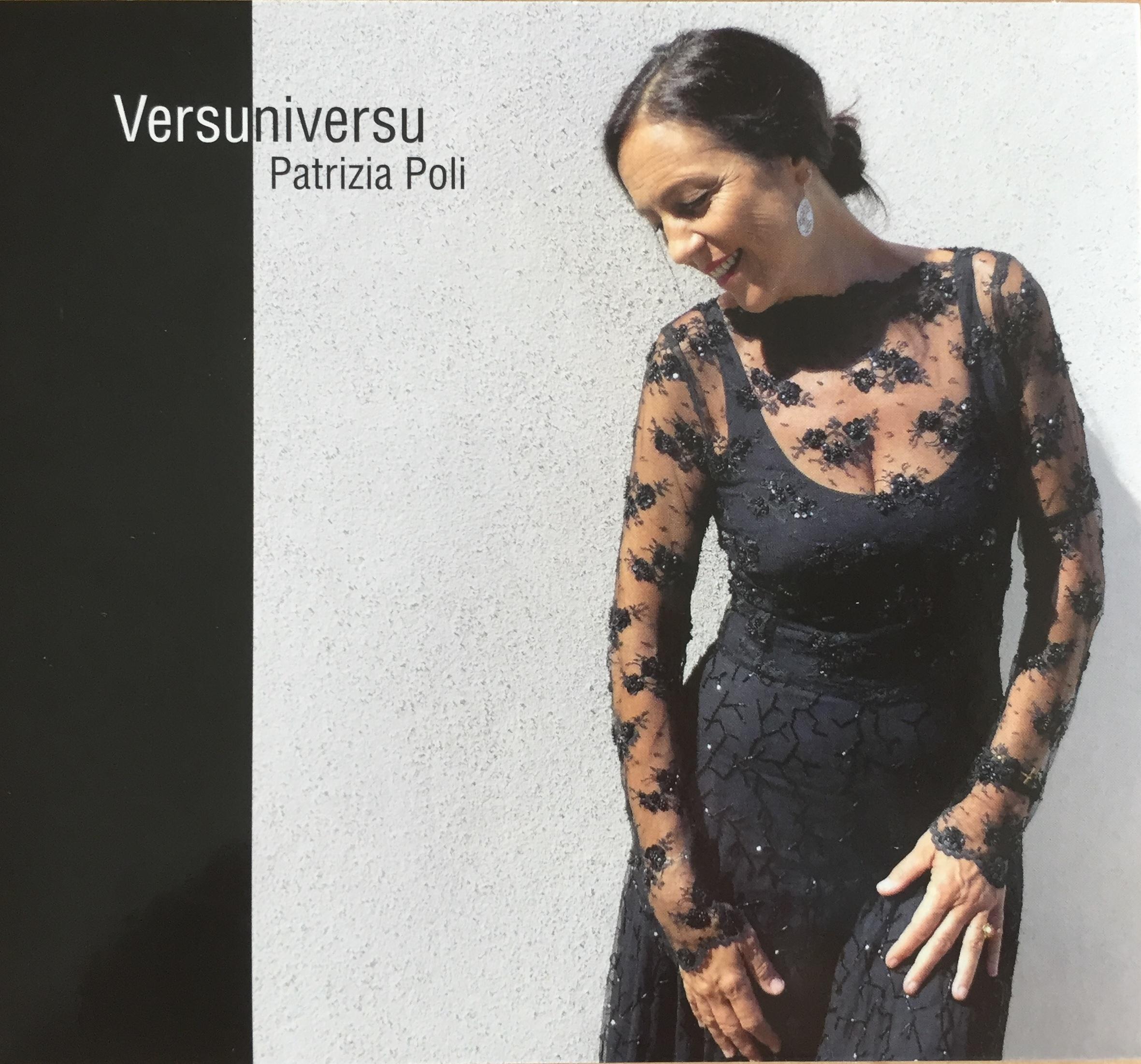 Musique : «Versuniversu », le nouveau disque de Patrizia Poli