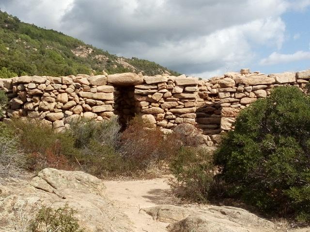 U castellu d'Araghju, une architecture complexe qui a 4000 ans d'histoire