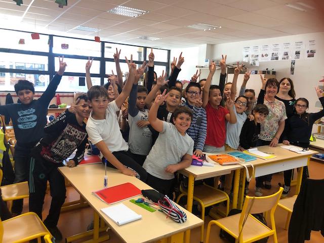 Egalité homme-femme : des élèves de l'école Charles Andrei de Bastia vers la candidature au Parlement des enfants