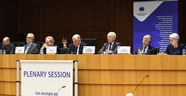 Bruxelles : Les députés et élus européens font front commun pour défendre la politique de cohésion et la PAC