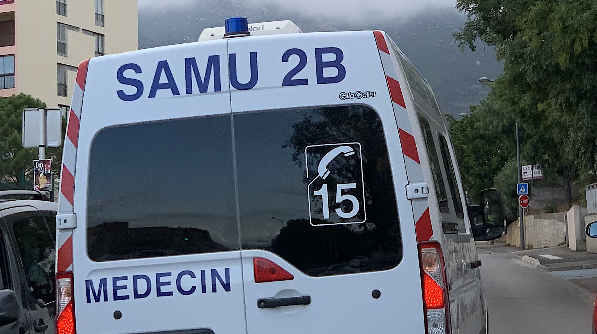 Bastia : deux blessés après un accident dans le tunnel