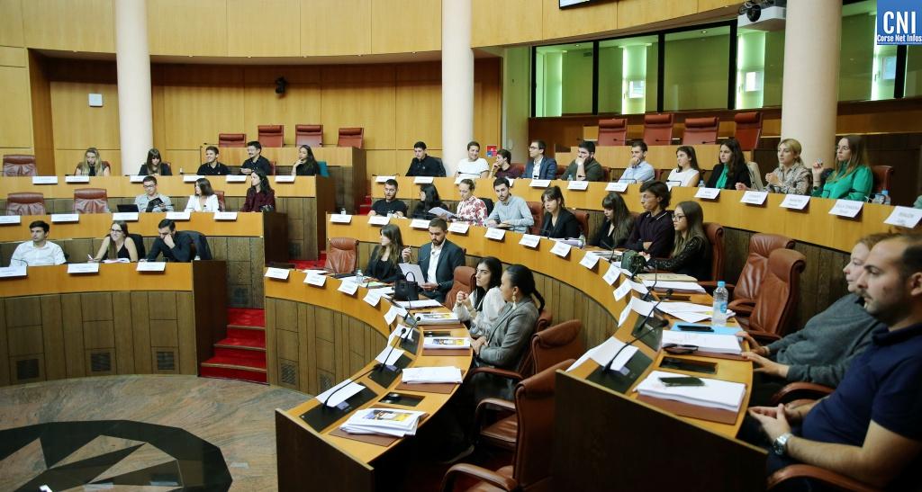 L'unanimité a dominé les votes de l'Assemblea di a Ghjuventù