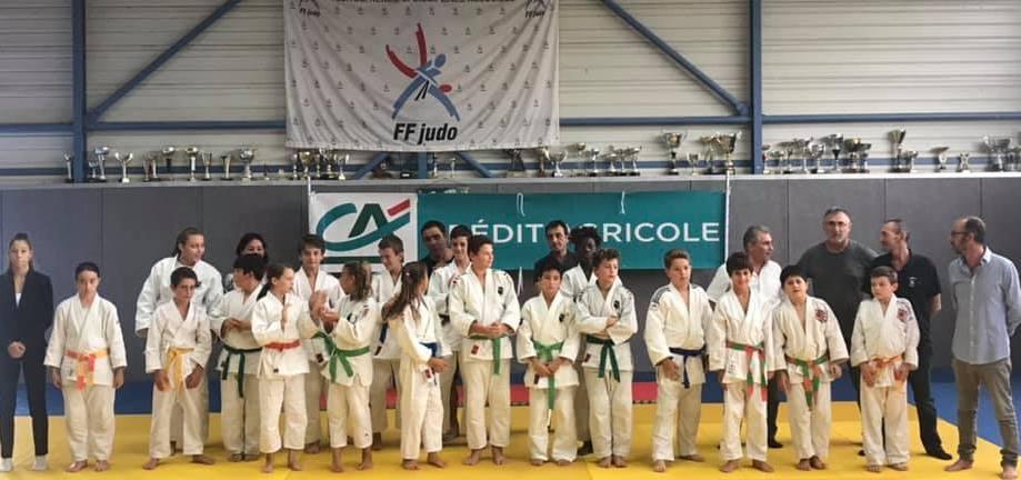 Rencontres judo