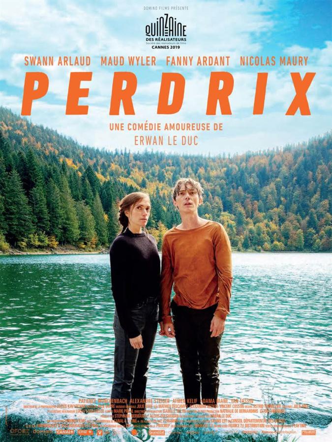 """""""Perdrix"""", comédie amoureuse, sur les écrans du Fogata à l'Ile-Rousse le 15 octobre"""