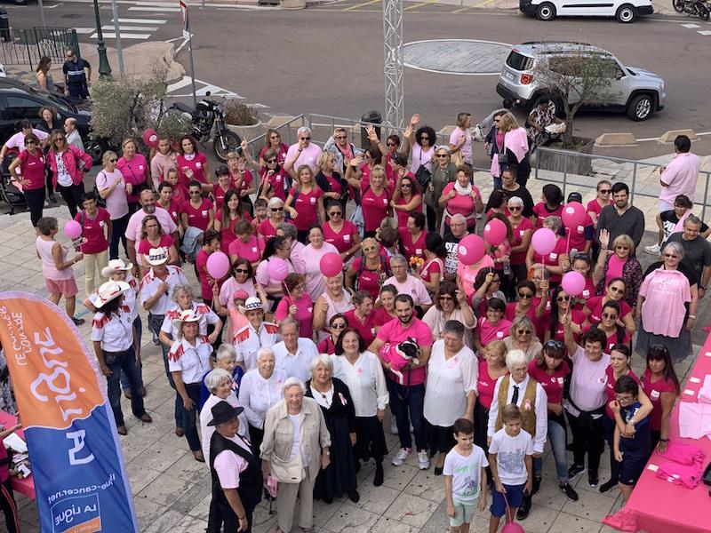 """Octobre Rose à Porto-Vecchio : """"un effort qui en vaut la peine"""""""