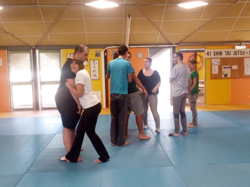 Porto-Vecchio : le judo, un sport pour tous