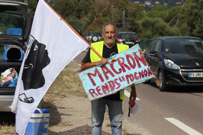Manifestation des Gilets Jaunes ce samedi 19 à Calvi