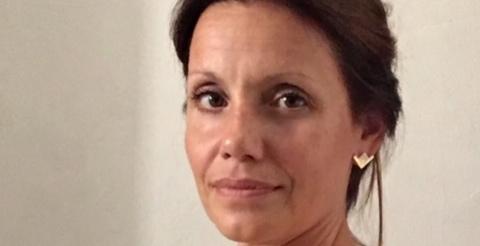 Laetitia LESCHI, candidate de la liste Castifau Dumane;