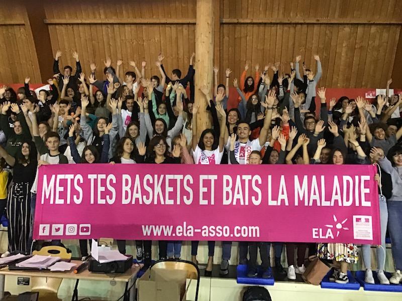 Champions et Miss au collège de Biguglia pour la dictée d'ELA