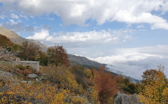 Bergerie de Tatarala, photo de Andgy B.