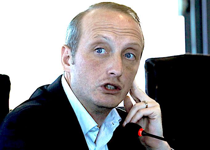 Laurent Marcangeli a présenté le bilan financier de son mandat