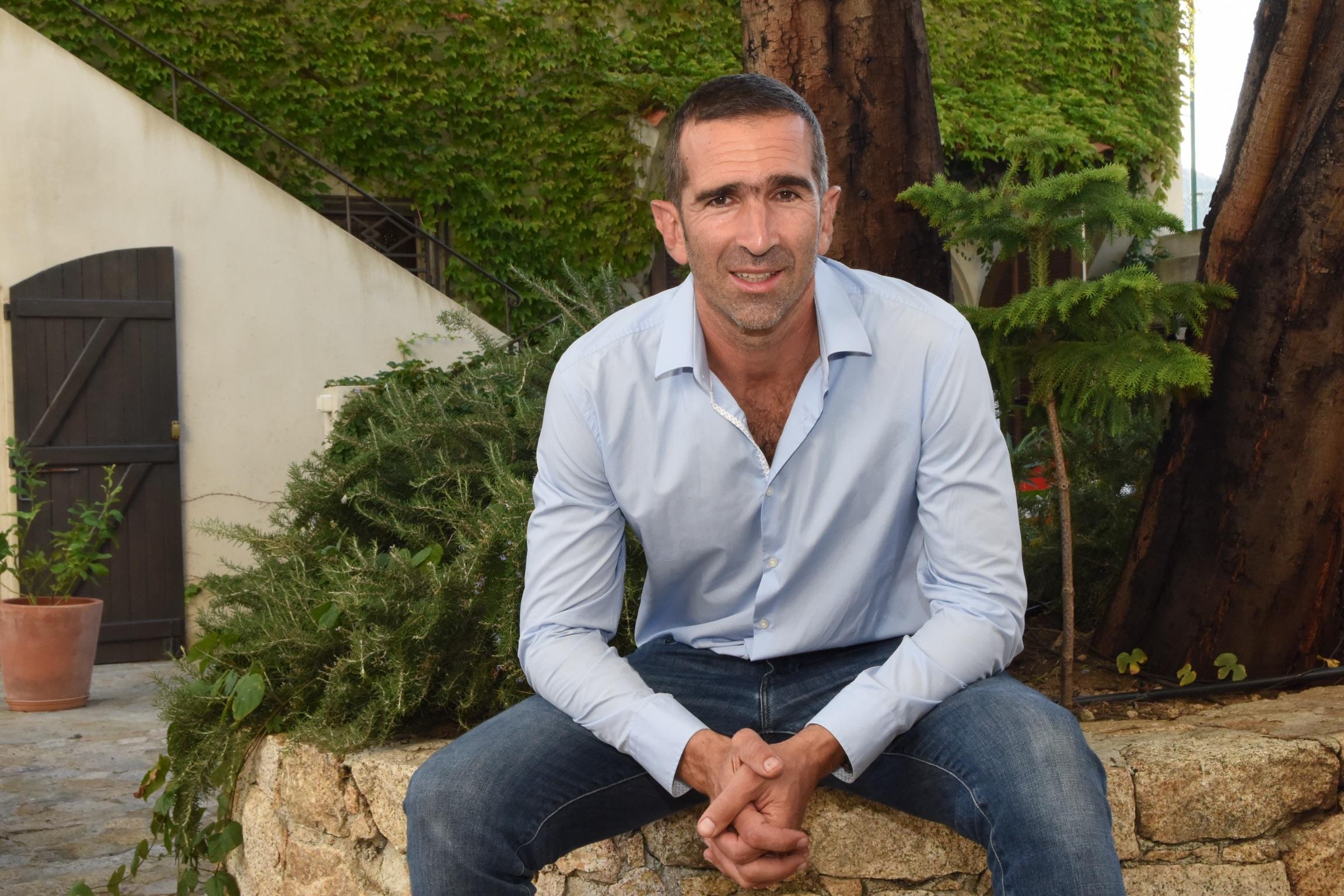 Candidat aux municipales 2020, Jérôme Sévéon veut redonner vie à Calvi