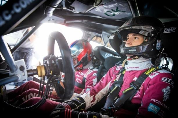 Rallye de Catalogne : Pierre-Louis Loubet sur la bonne voie
