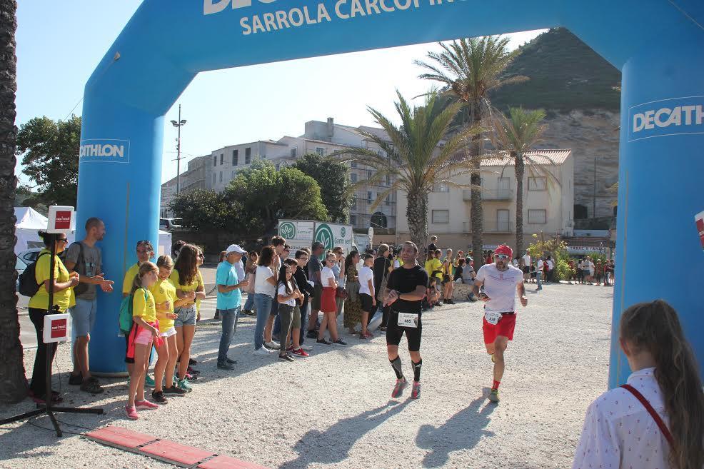 Trail de Bonifacio : Régis Rico s'impose sur les falaises