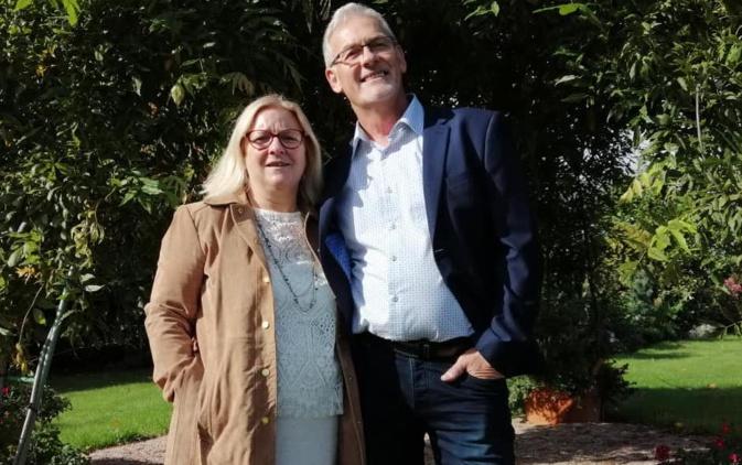 Yves et Patricia Rosay : Vivants !