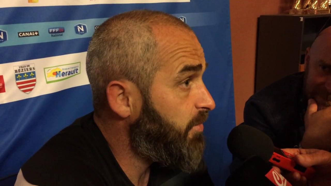 Le Sporting a son nouvel entraîneur : Mathieu Chabert