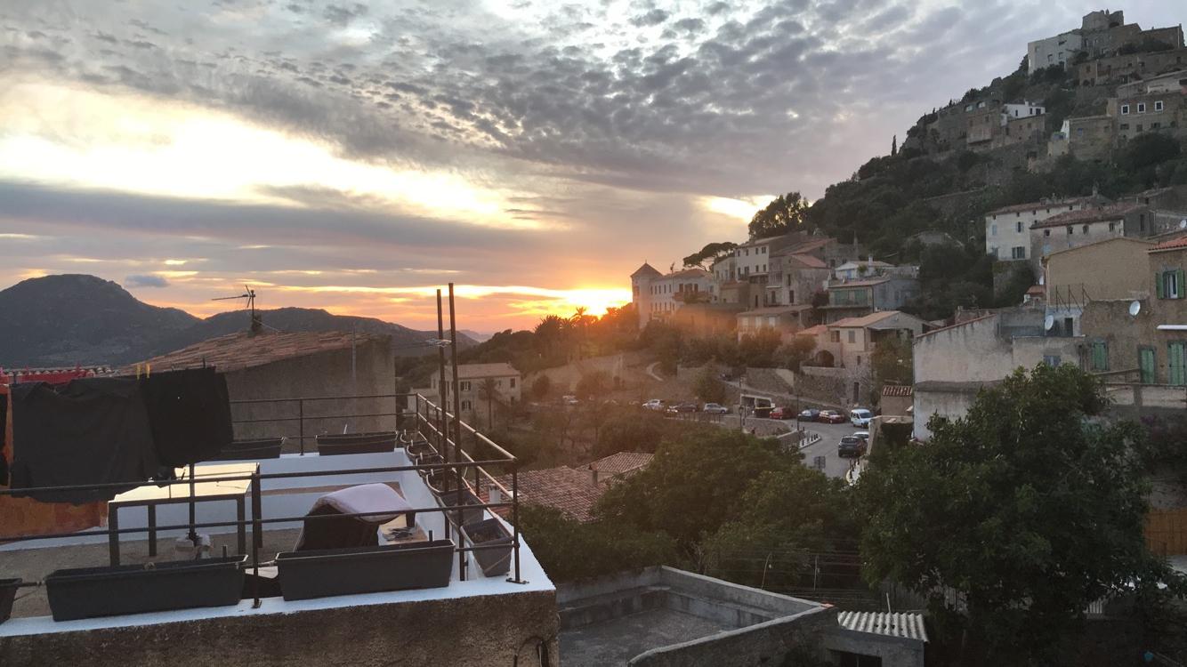 La météo du Vendredi 1er Novembre 2019 en Corse