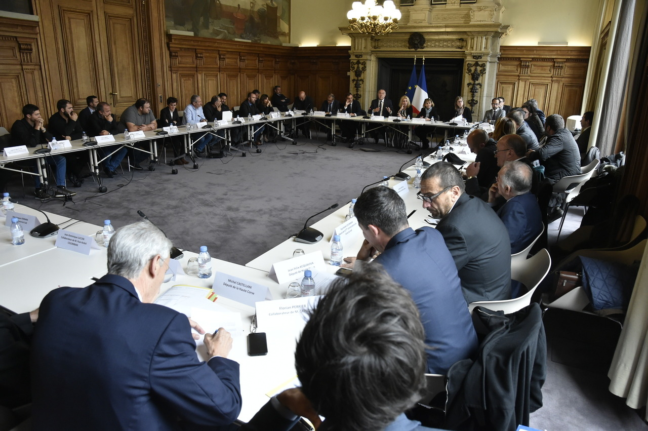 Contrôles de la PAC : la déception au rendez-vous de la réunion de Paris