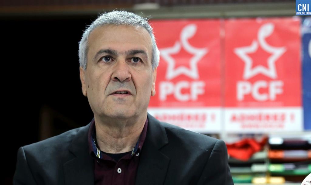 Grève à La Poste de Bastia Cap. Pour Michel Stefani (PCF), le combat des postiers  est légitime