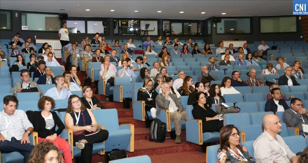 Xylella fastidiosa : la communauté scientifique internationale débat au Palais des Congrès d'Ajaccio
