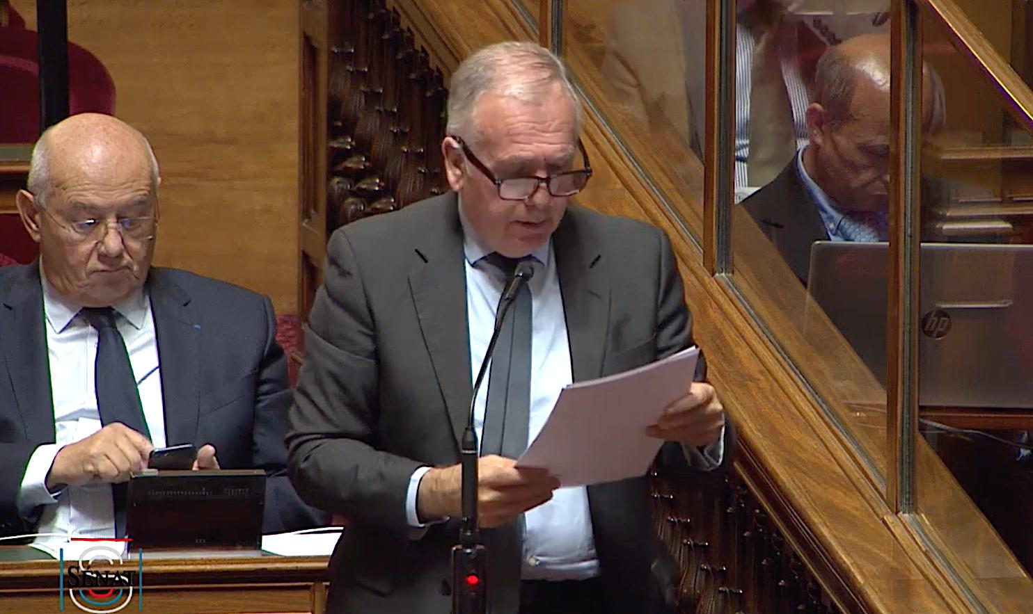 Fiscalité successorale et assainissement cadastral : les amendements de Jean-Jacques Panunzi