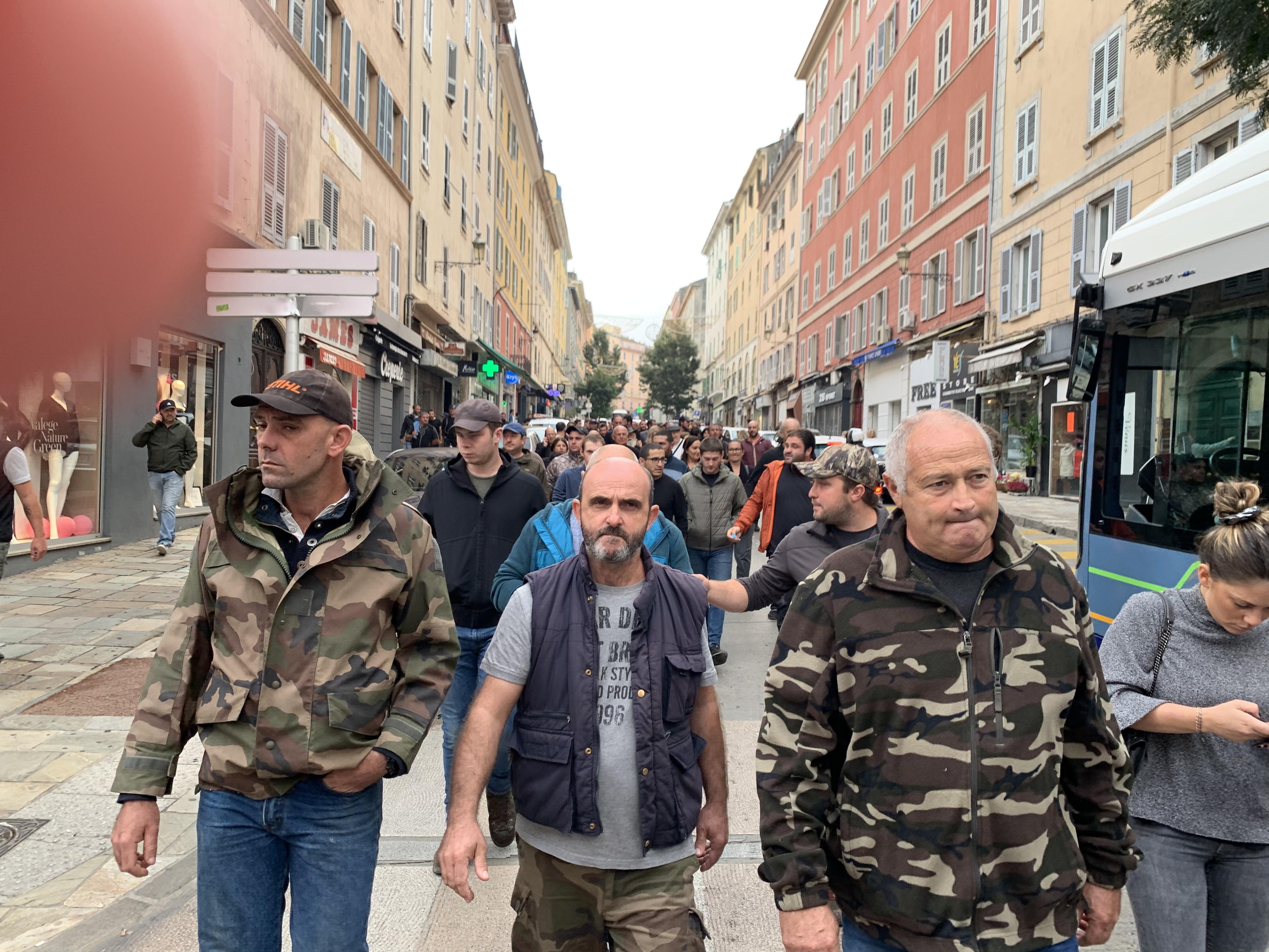 Crise agricole : Femu a Corsica condamne « l'attitude répressive contre les agriculteurs »
