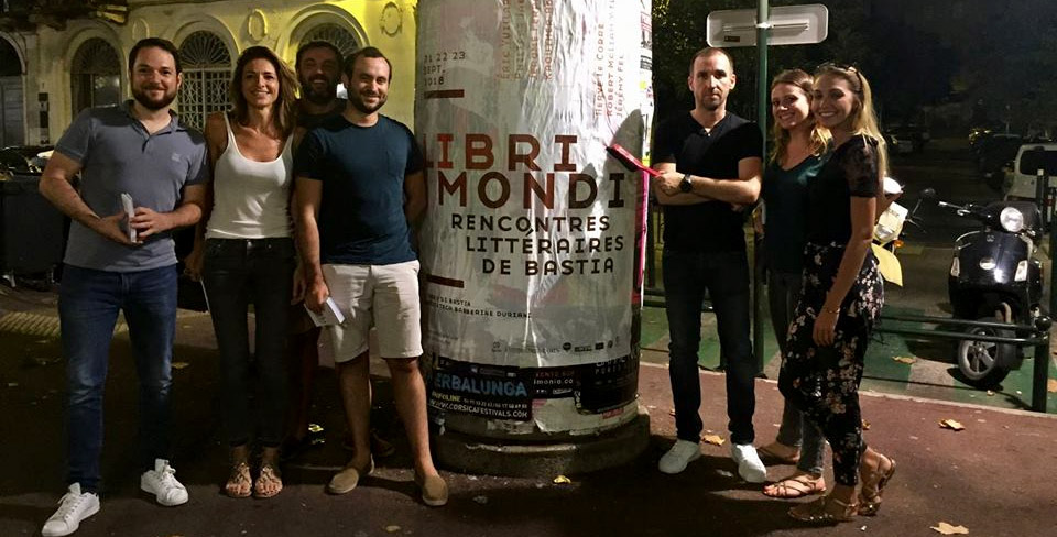 Une fois par mois, c'est l'équipe de Libri Mondi qui s'y colle !