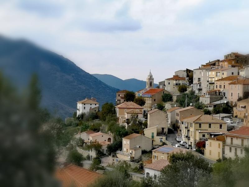 La météo du Dimanche 3 Novembre en Corse