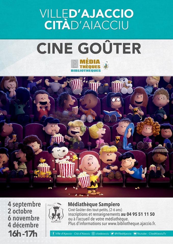 Programme d'animations des médiathèques d'Ajaccio du 4 au 09 novembre