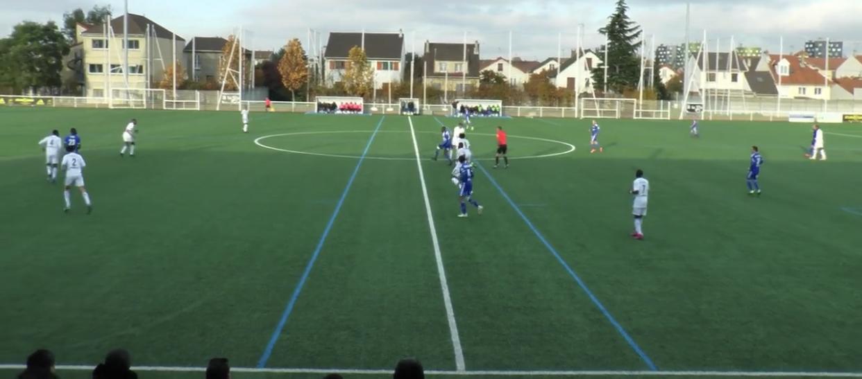 Le Sporting prend ses distances à Bobigny