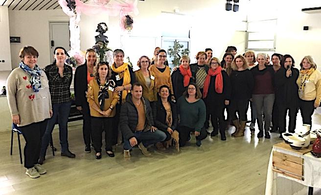 bonne ambiance et savoir-faire à Borgo au salon des artisanes