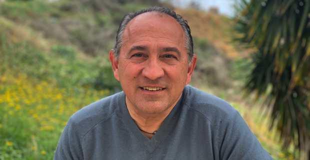 Le Dr André Rocchi, maire de la commune de Prunelli di Fium'Orbu.