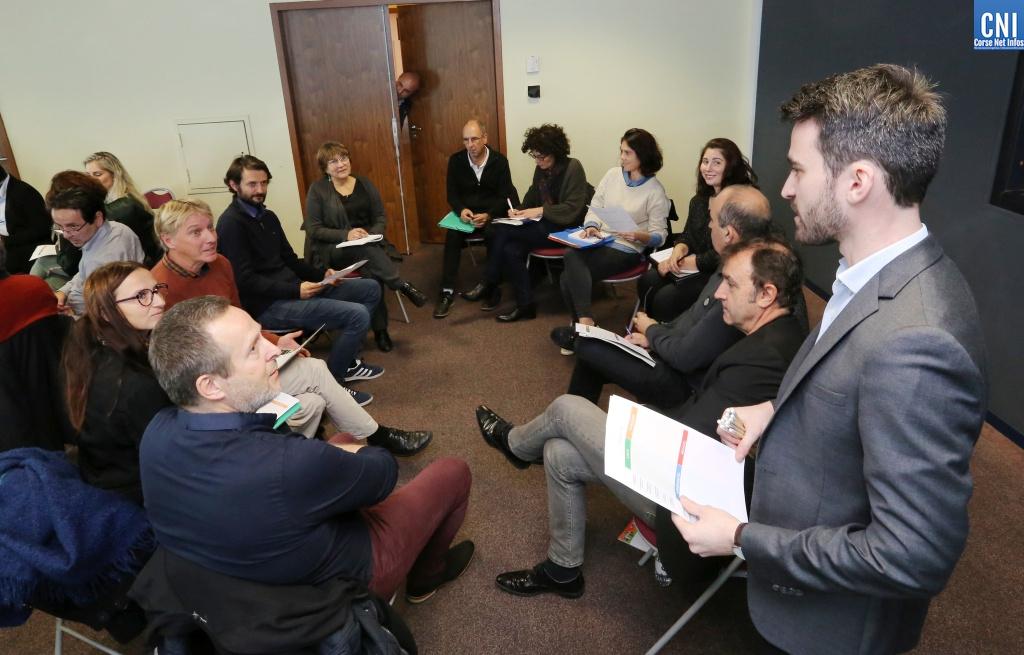 Elaboration des programmes européens 2021-2027 : la stratégie de la Collectivité de Corse