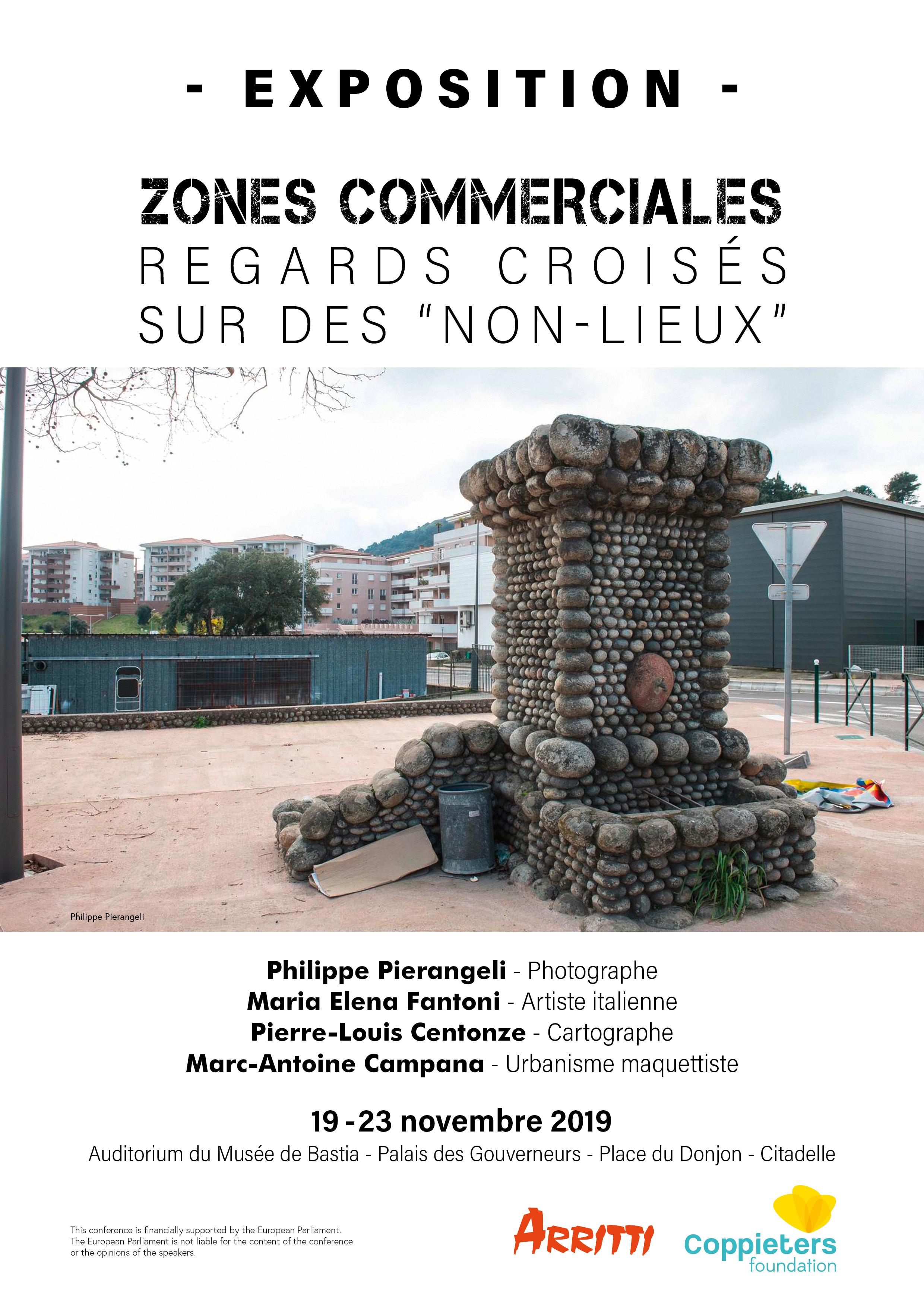 Centres commerciaux : La Fondation Coppieters met en scène l'impact de ces zones de « non-lieux »
