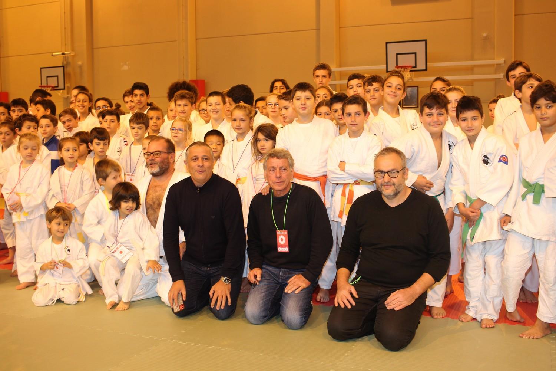 Plus de 200 jeunes au tournoi de Judo de Calvi