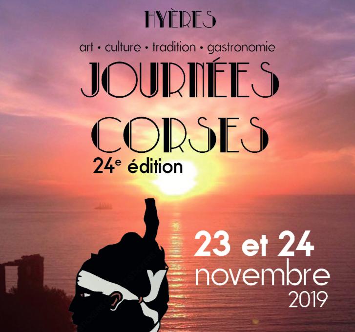 Hyères : Un weekend corse au programme éclectique