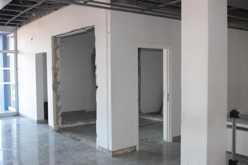 Extension de la salle d'embarquement et réaménagement de la zone des arrivées à l'aéroport Calvi-Balagne