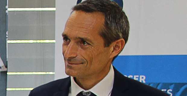 Marc Muselli, chercheur, professeur de physique énergétique, vice-président de la Commission recherche de l'université, et candidat à la présidence de l'université de Corse.