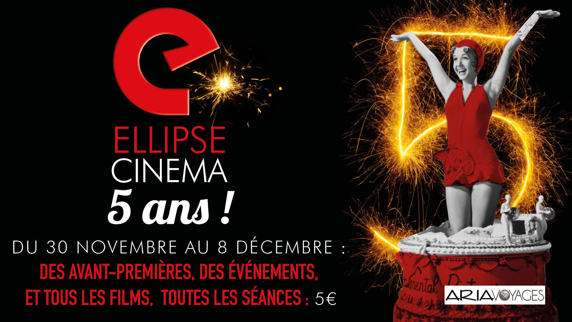 Ajaccio : Le cinéma Ellipse fête ses 5 ans