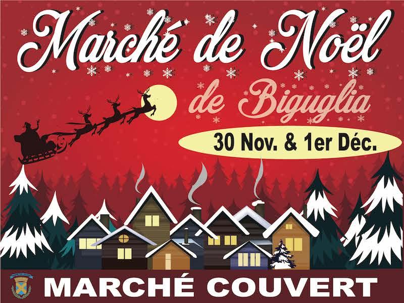Biguglia : Nouveautés et convivialité au menu du marché de Noël