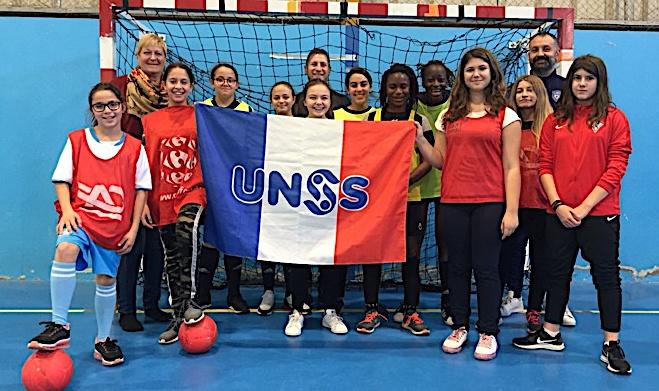 L'UNSS Haute-Corse veut relancer le football féminin
