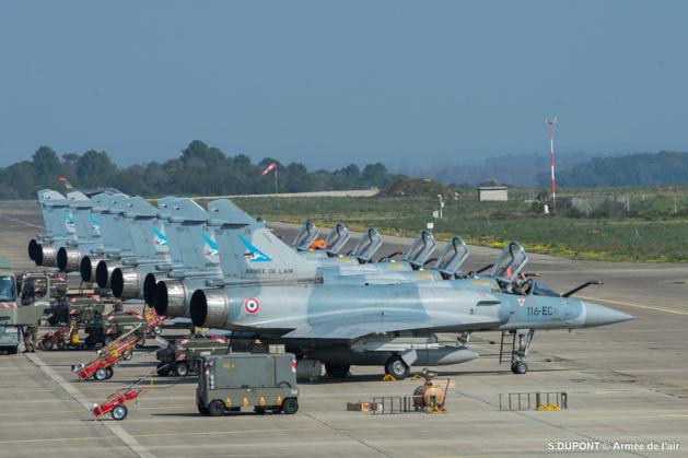 Armée de l'air : un stage découverte à la Base aérienne 126 Ventiseri-Solenzara pour prendre son envol