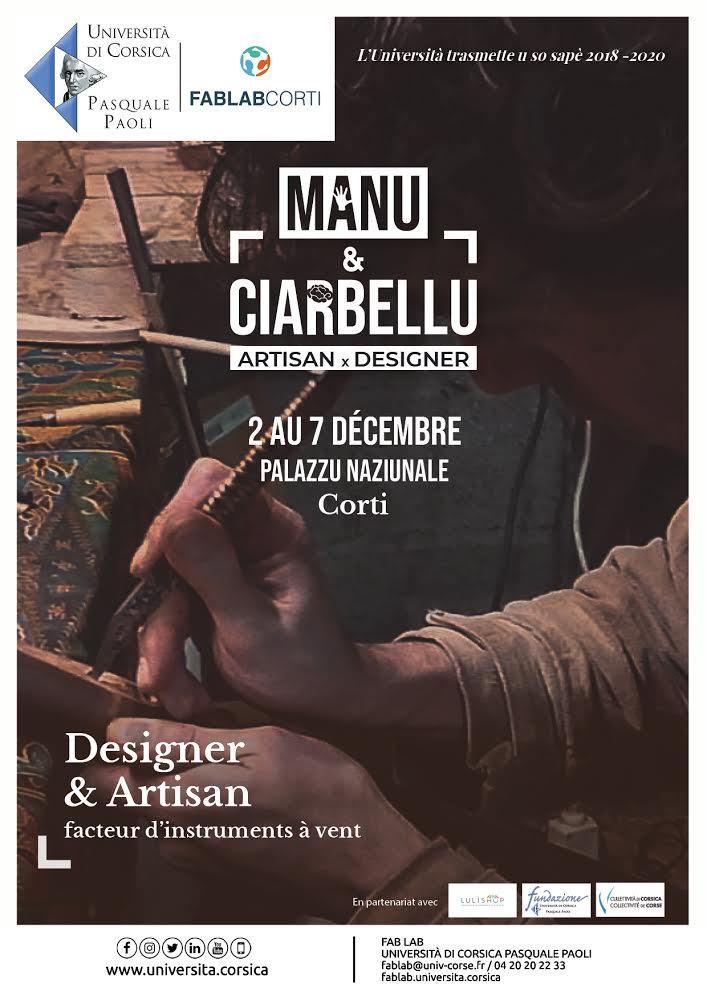 Corti : un Workshop Manu & Ciarbellu autour  des objets musicaux