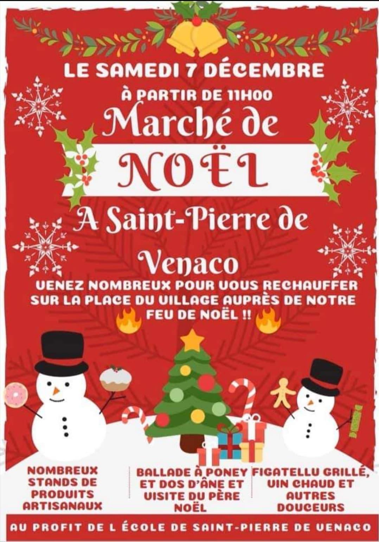 Santo-Pietro di Venaco : le Noël des enfants revient ce 7 décembre
