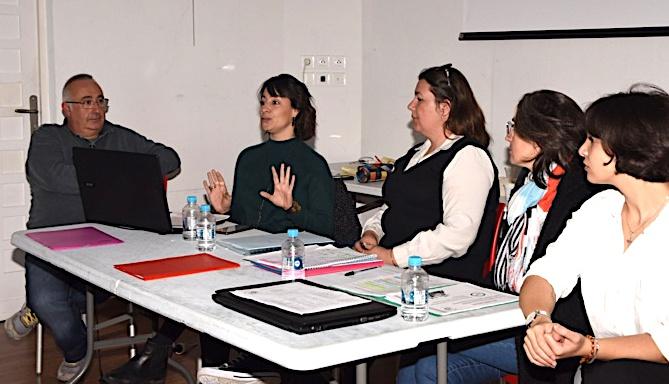 Corsica Dys-TDAH sensibilise aux troubles Dys à Lisula