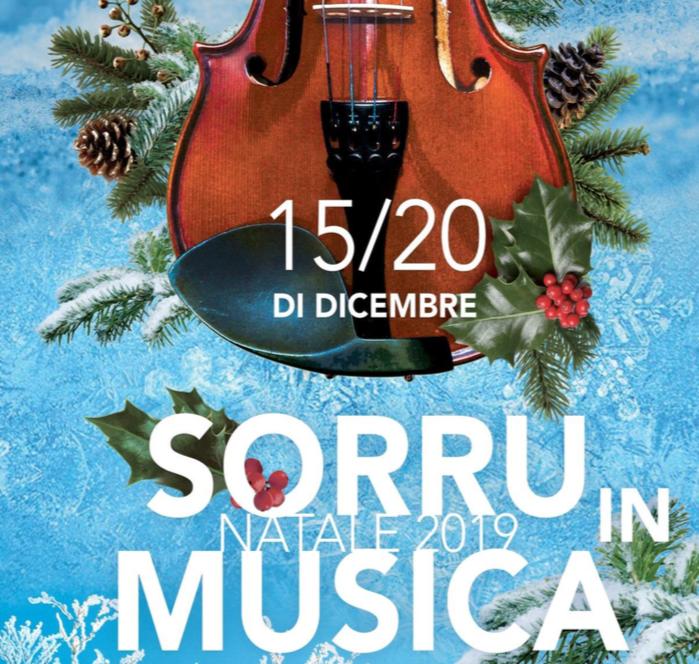 Musique classique : Le programme de Sorru in Musica Natale